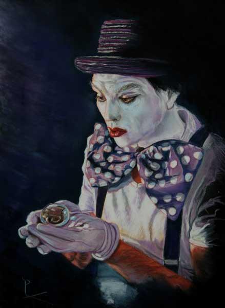artiste peintre  patricia blondel